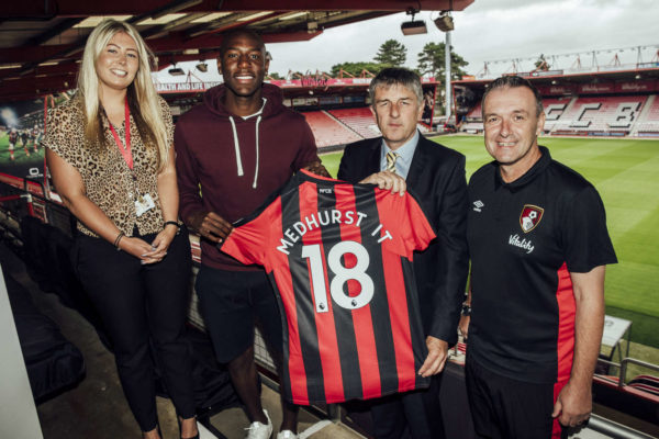 AFC Bournemouth Reconnects with Medhurst for Fifth Consecutive Year.