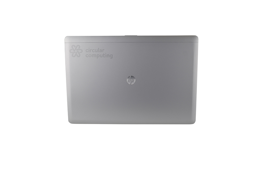 HP 9470M open lid from the back shot transparent copy