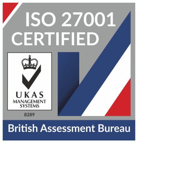 Medhurst Announces ISO 27001:2017 Certification
