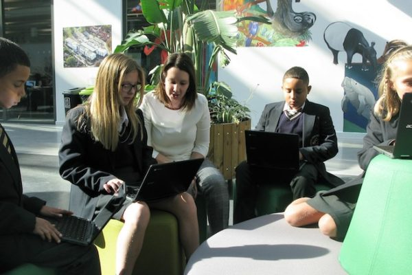Aruba central to success of mobile-first strategy at pioneering UK school