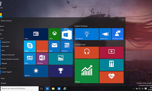 Support for Windows 7 is Ending, Upgrade to Windows 10