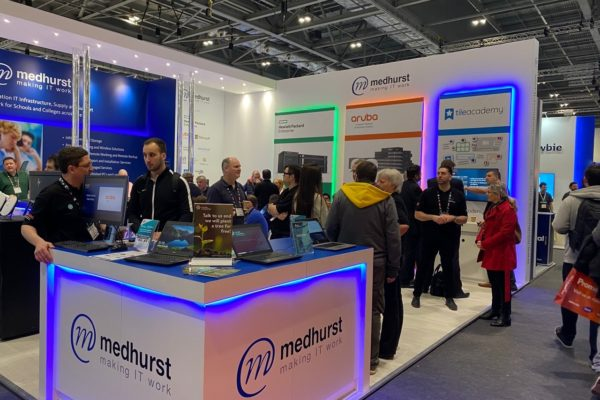 We had a great Bett 2020 – see you at Bett 2021, stand NN21!